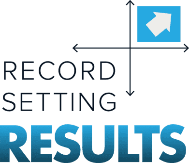 Record Setting Results